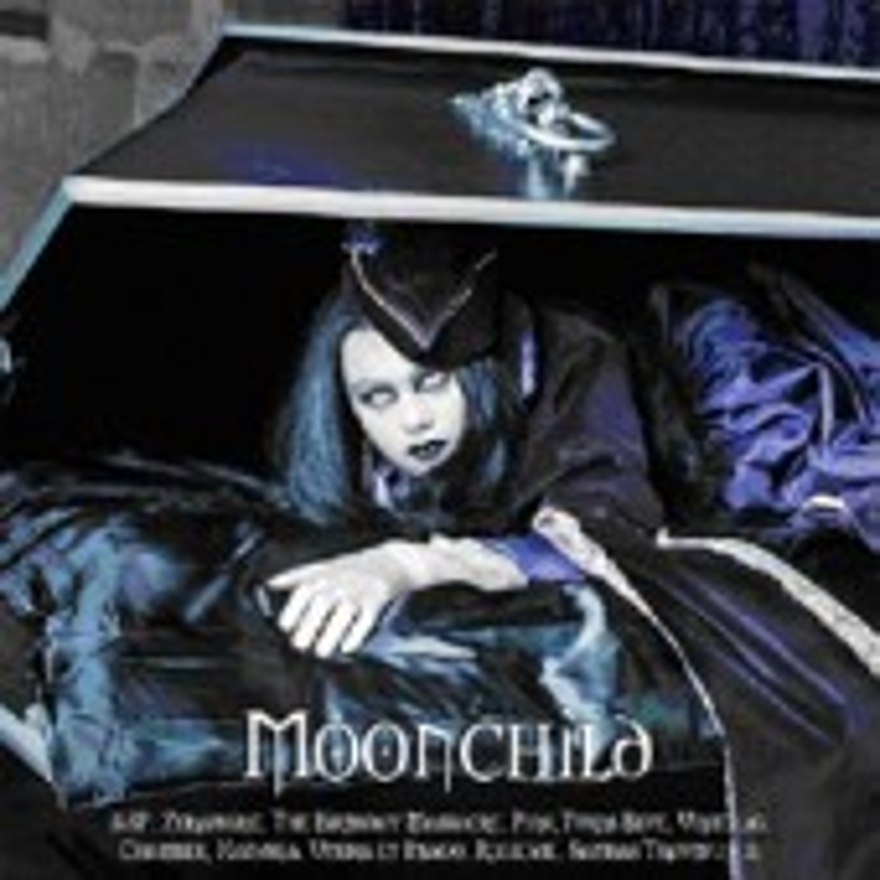 V.A. - Moonchild - 2CD