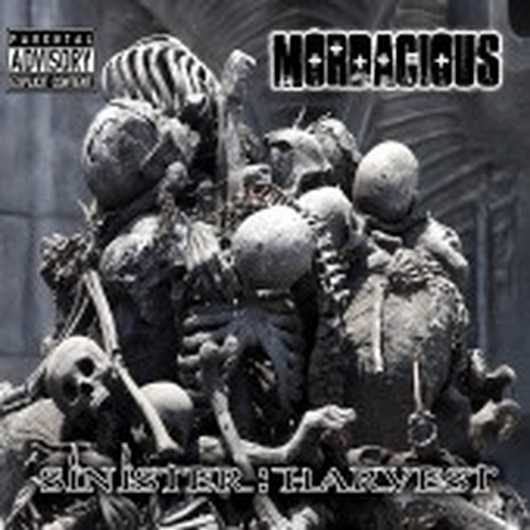 Mordacious - Sinister : Harvest - CD