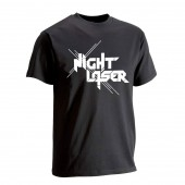 Night Laser - Logo - T-Shirt