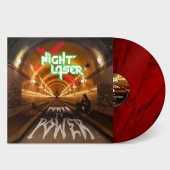 Night Laser - Power To Power (Limited Edition) - LP/Vinyl