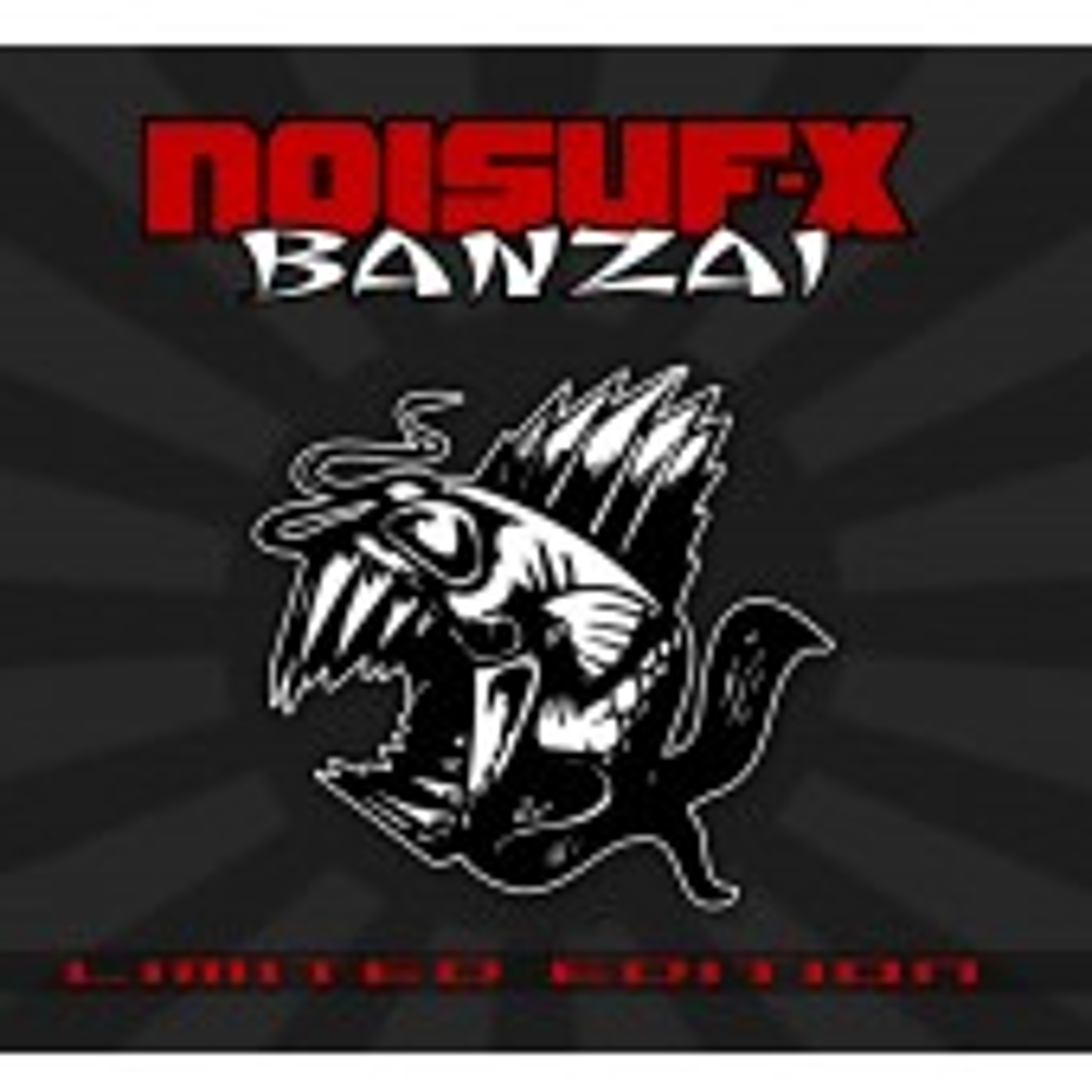 Noisuf-X - Banzai - CD