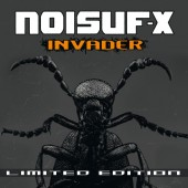 Noisuf-X - Invader (Limited Edition) - CD