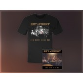 Ost+Front - Dein Helfer In Der Not - 2CD/T-Shirt Bundle