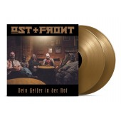 Ost+Front - Dein Helfer In Der Not (Limited Colored Vinyl) - 2LP