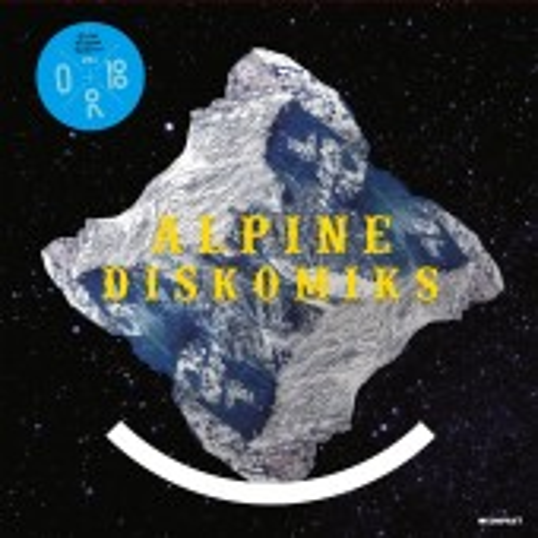 The Orb - Alpine Diskomiks - Sin In Space Pt.2 - Maxi LP