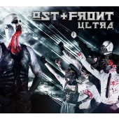 OST+FRONT - ULTRA - CD