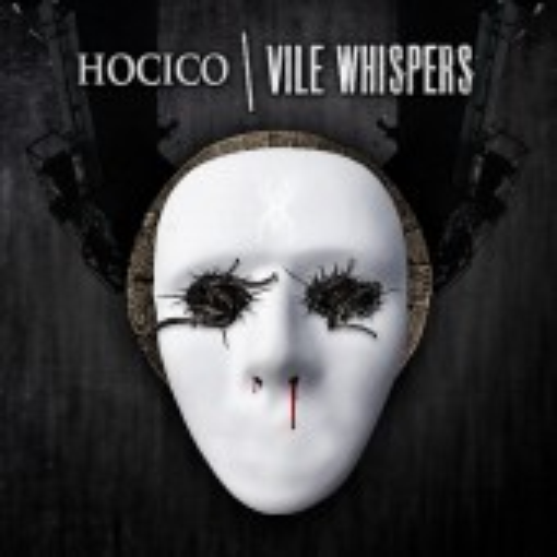 Hocico - Vile Whispers  - MCD - Ltd.DigiMCD