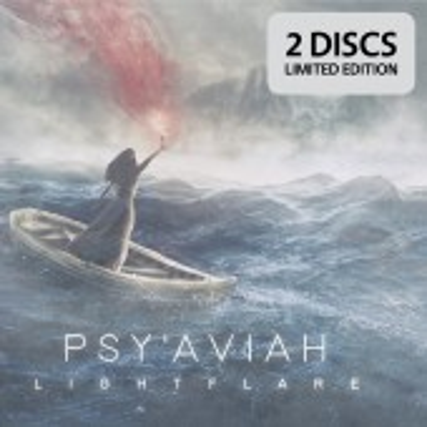 Psy'Aviah - Lightflare (Limited Edition) - 2CD