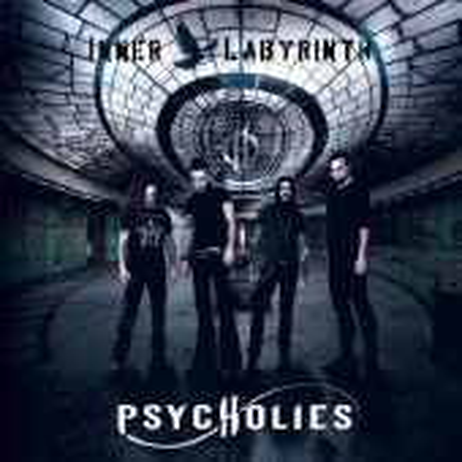 Psycholies - Inner Labyrinth - CD