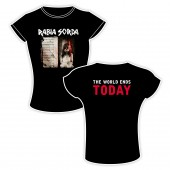 Rabia Sorda - The World Ends Today - Girlie-Shirt