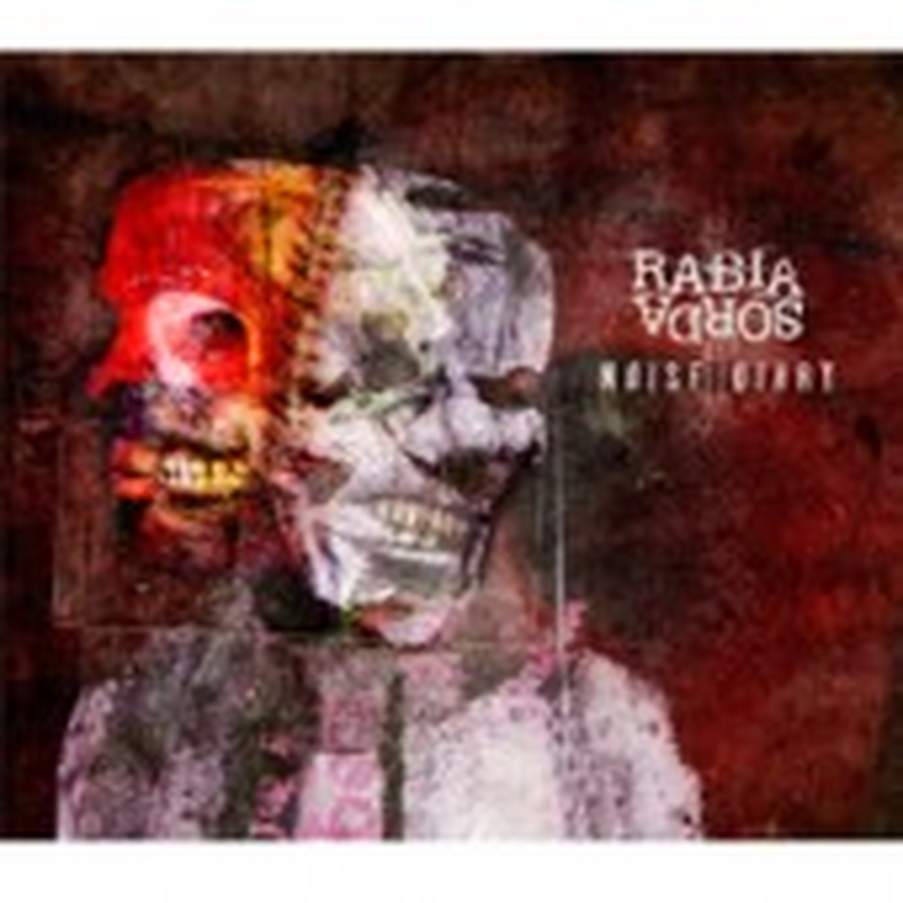 Rabia Sorda - Noise Diary - CD