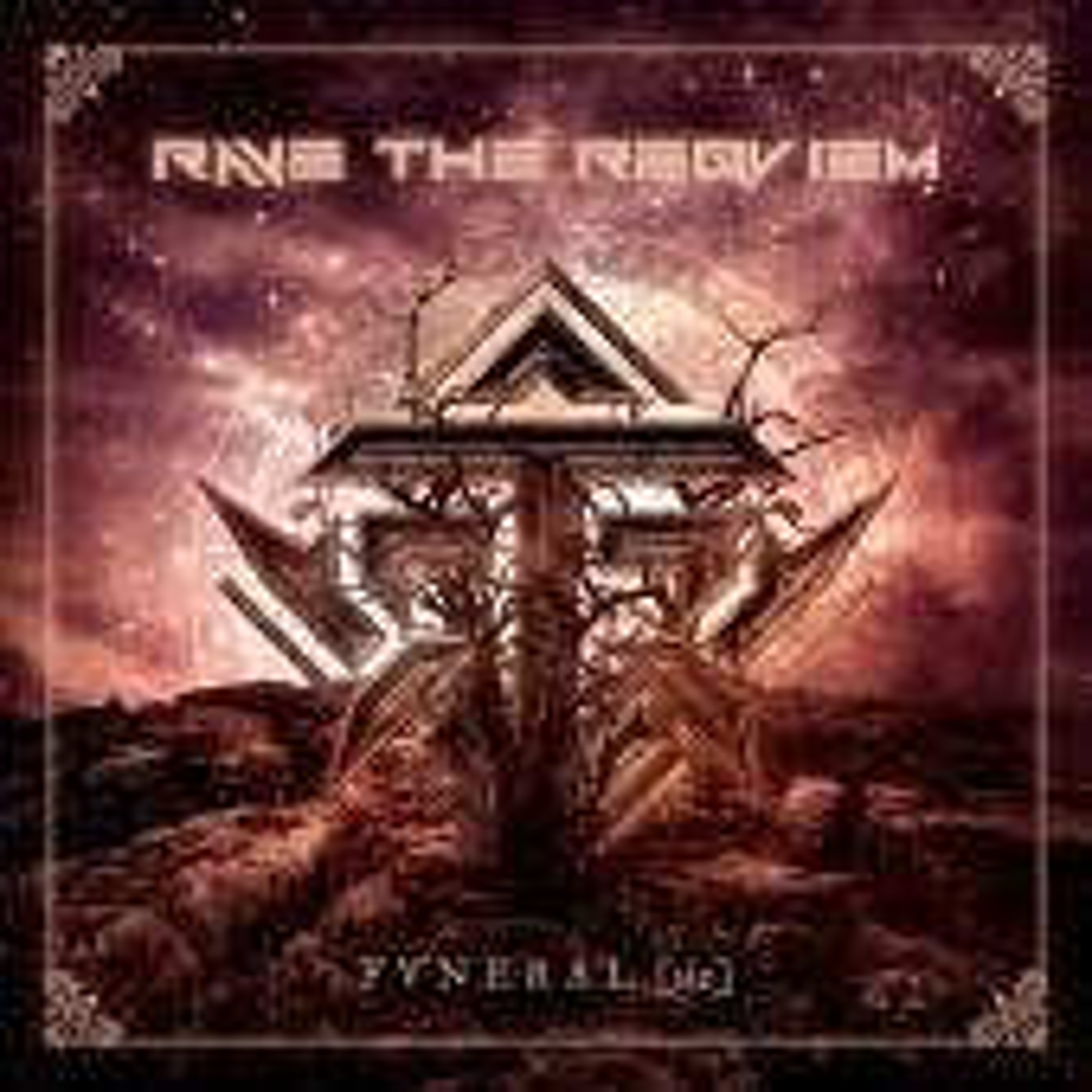 Rave The Reqviem - FVNERAL [sic] - CD