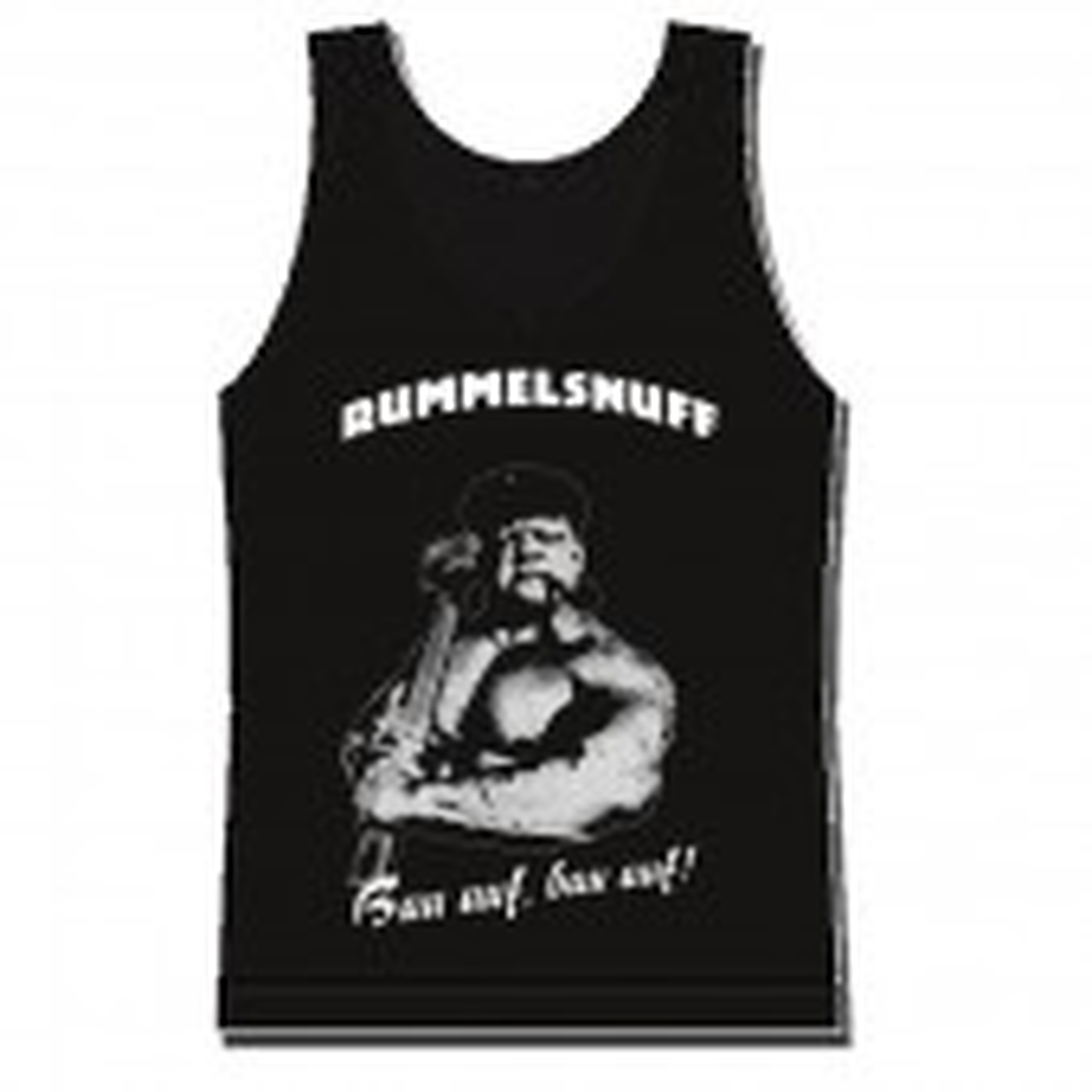 Rummelsnuff - Bau auf, bau auf! - Tank Top