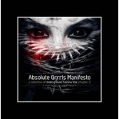 Various Artists - Absolute Grrrls Manifesto [chapter 1]##– a collection of underground femina vox     4 CD Box## - Box Set