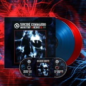 Suicide Commando - Mindstrip Redux - 2LP+2CD Bundle
