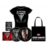 Suicide Commando - The Pain That You Like - GS+MCD+LP+Bag Bundle