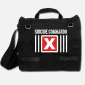 Suicide Commando - Logo - Tasche - Bag