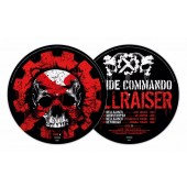 Suicide Commando - Hellraiser (Limited Edition) - Picture Vinyl