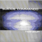 Suicide Commando - Hellraiser - Single CD