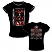 Suicide Commando - The Devil - Girlie-Shirt
