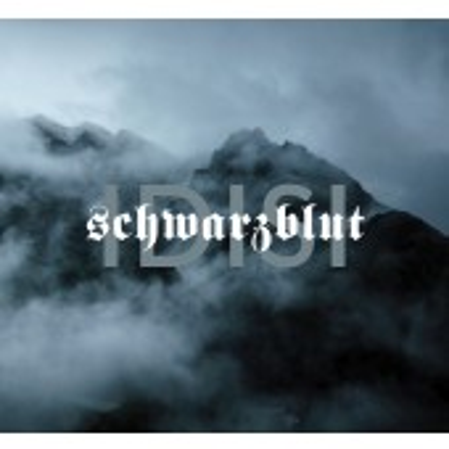 Schwarzblut - Idisi - CD