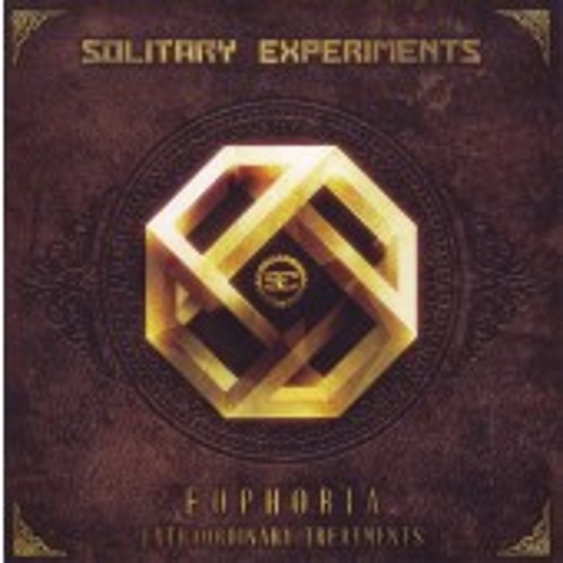Solitary Experiments - Euphoria - CD