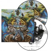 Sepultura - Machine Messiah (Limited Edition) - 2 Picture LP