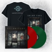 Solar Fake - Enjoy Dystopia - 2LP+T-Shirt Bundle