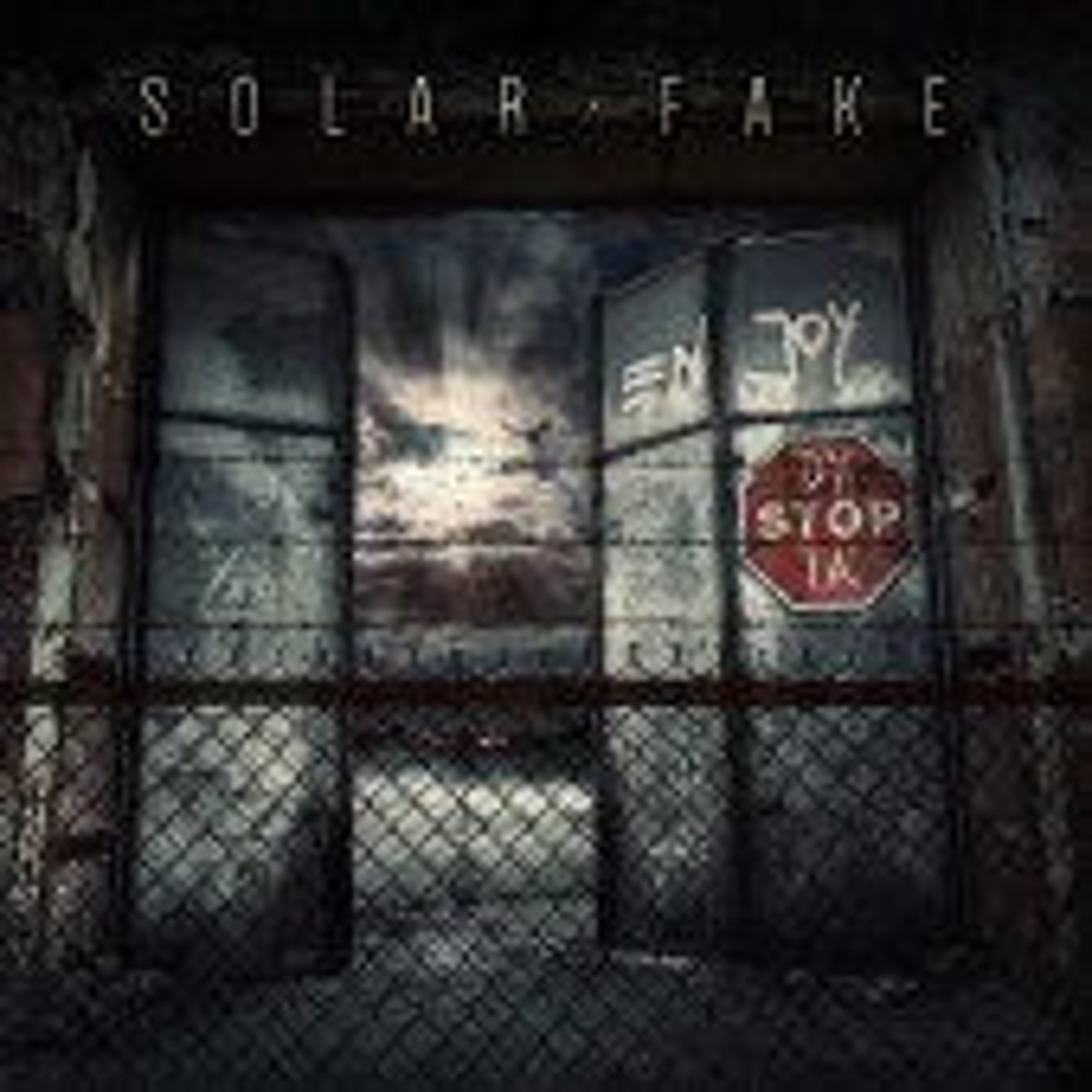 Solar Fake - Enjoy Dystopia (Deluxe Edition) - 2CD