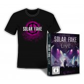 Solar Fake - Who Cares, It's Live - 2CD+DVD/T-Shirt Bundle