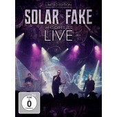 Solar Fake - Who Cares, It's Live (Limited Edition) - 2CD+DVD