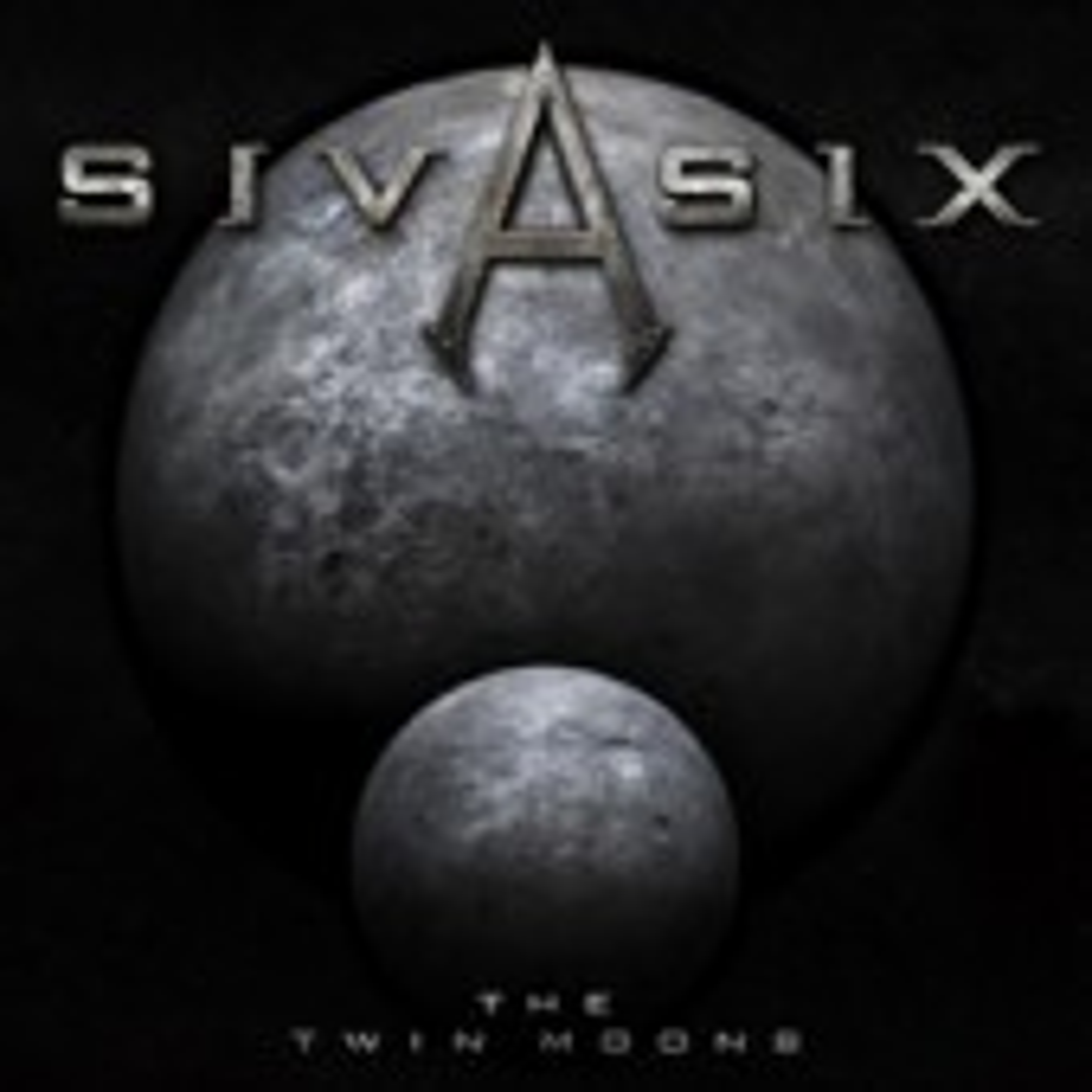 Siva Six - The Twin Moons - 2CD - 2CD Box