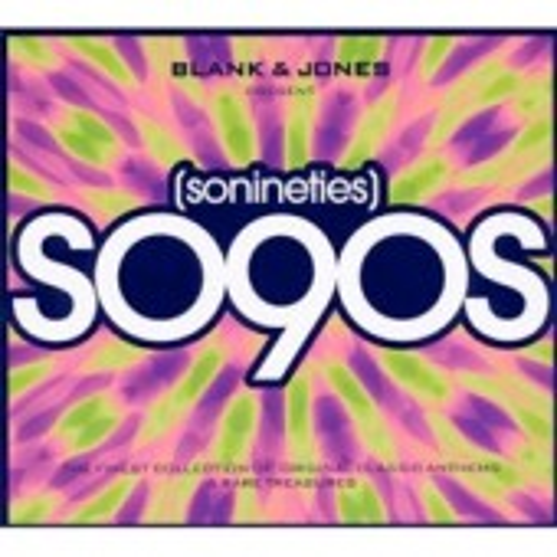 V.A. - so90s Vol.1 - 3CD - Digi3CD