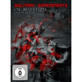Solitary Experiments - In Motion - DVD/CD - Limited DigiPak DVD/CD