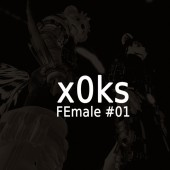 X0ks - FEmale#01 - CD