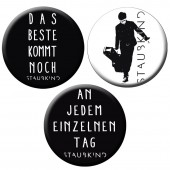 Staubkind - 3 Buttons - Button Set