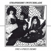 Strawberry Switchblade - 1982 4 Piece Demo - Vinyl/Single