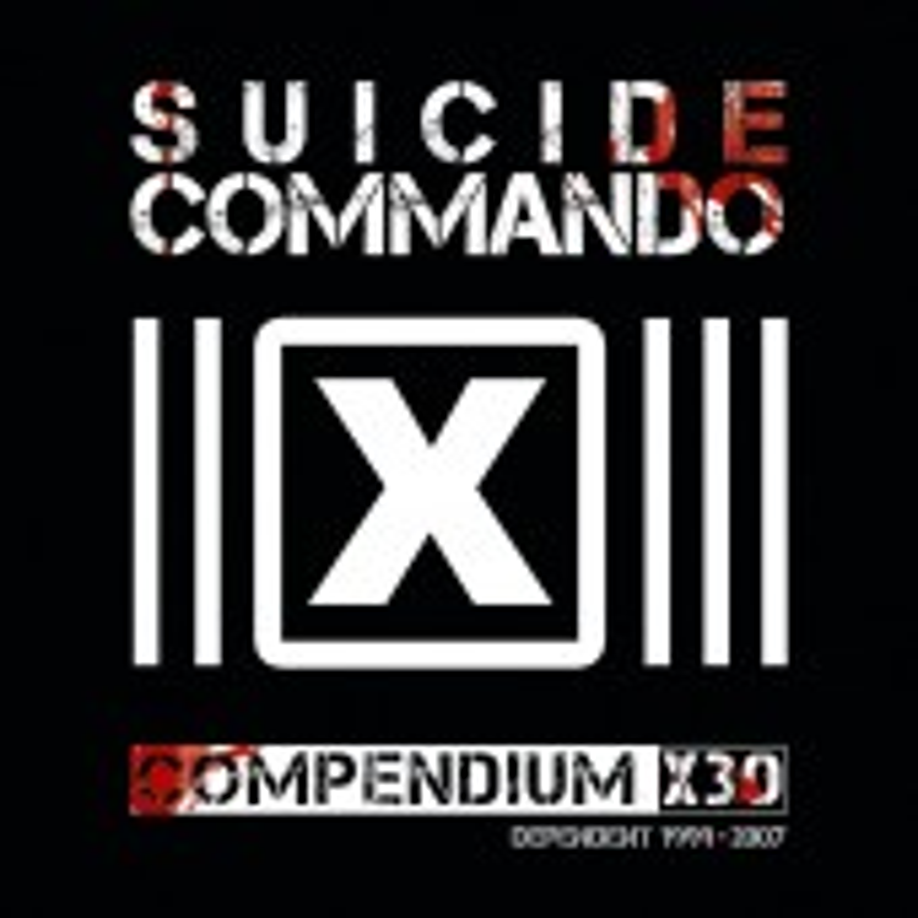 Suicide Commando - Compendium X30 - CD/DVD - 9CD + DVD Box