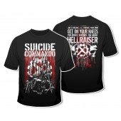 Suicide Commando	- Hellraiser - T-Shirt