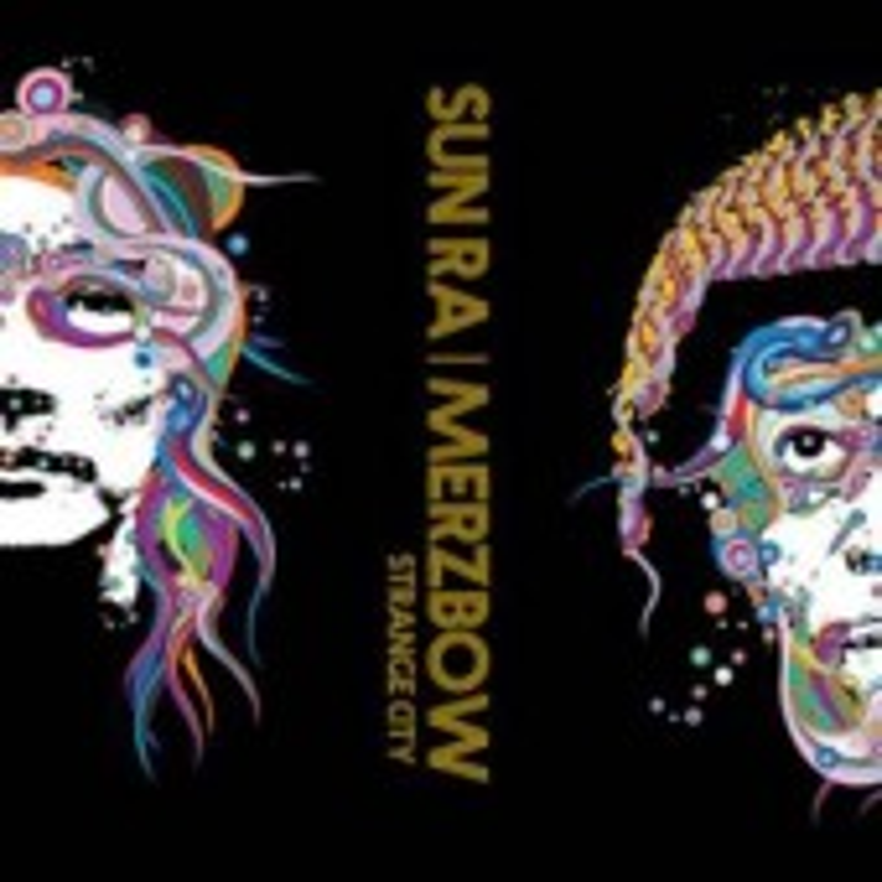Sun Ra/Merzbow - Strange City (Limited Edition) - LP