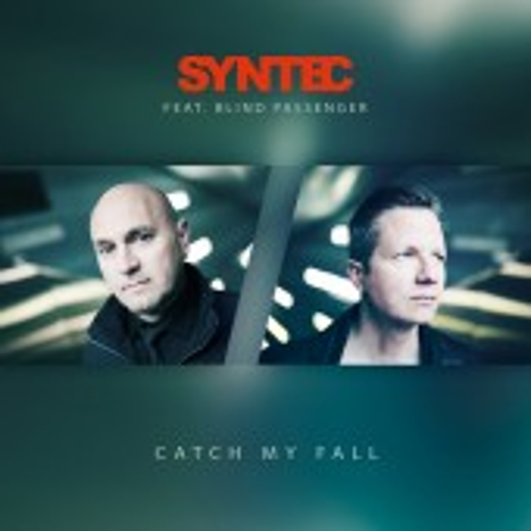 Syntec - Catch My Fall - MaxiCD