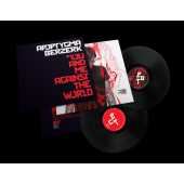 Apoptygma Berzerk - You and me against the World (Limited Black Vinyl) - 2LP
