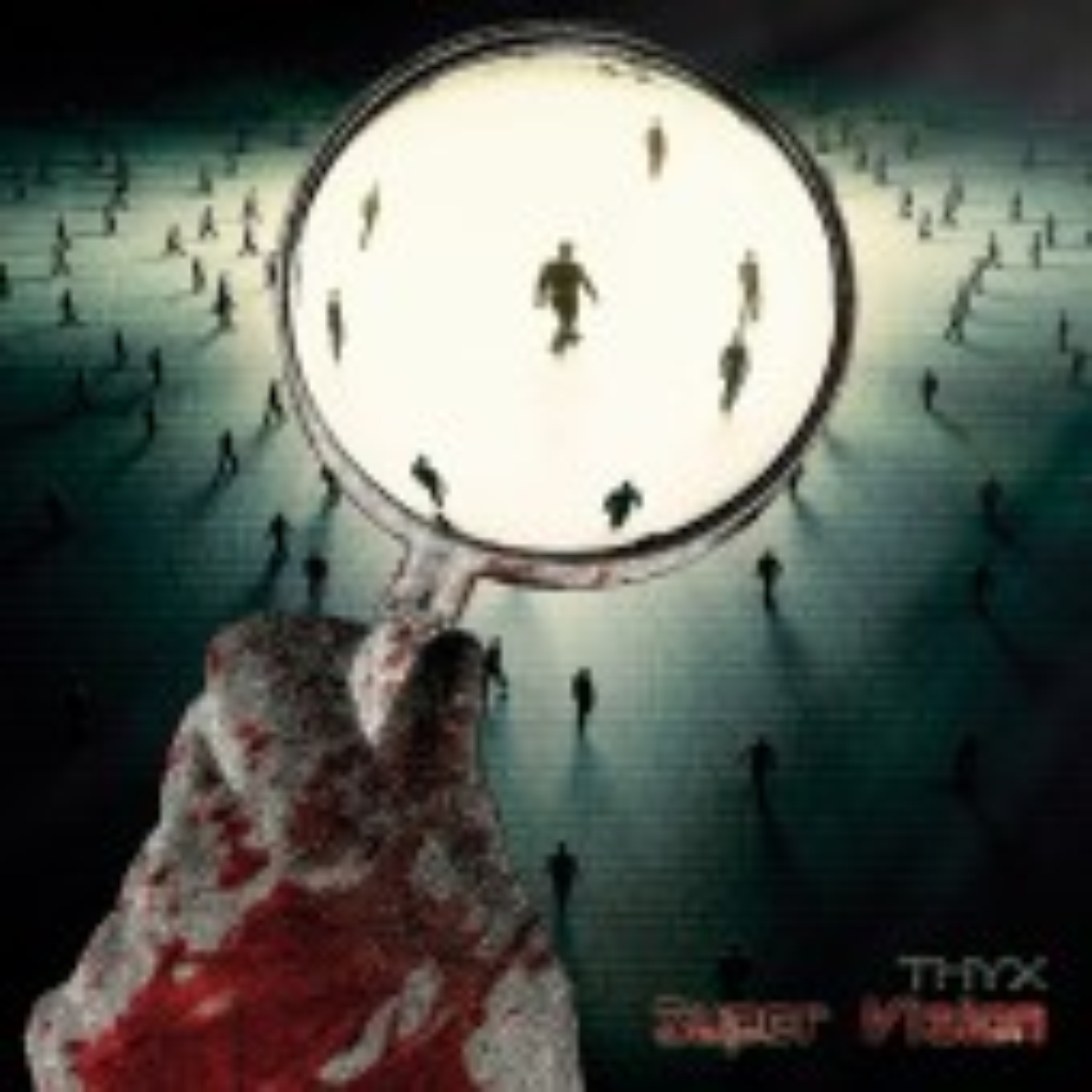 Thyx - Super Vision - CD