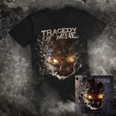 Tragedy Of Mine - Tenebris - CD+T-Shirt - Bundle