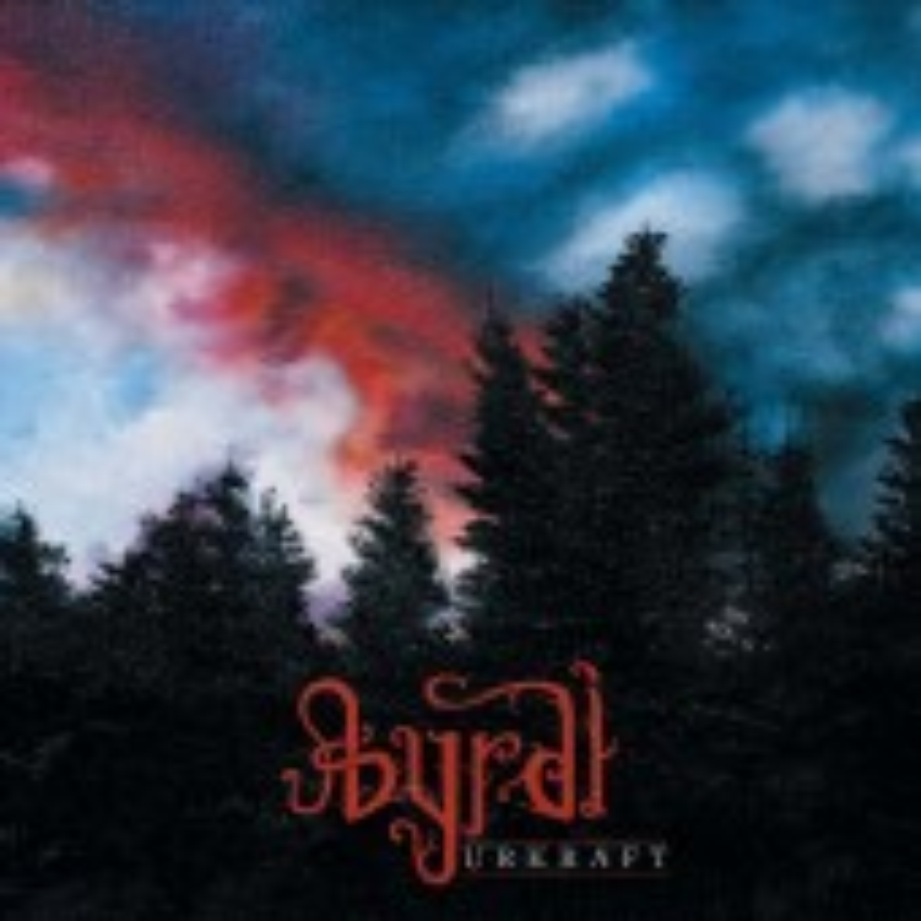 Byrdi - Ansur: Urkraft - CD