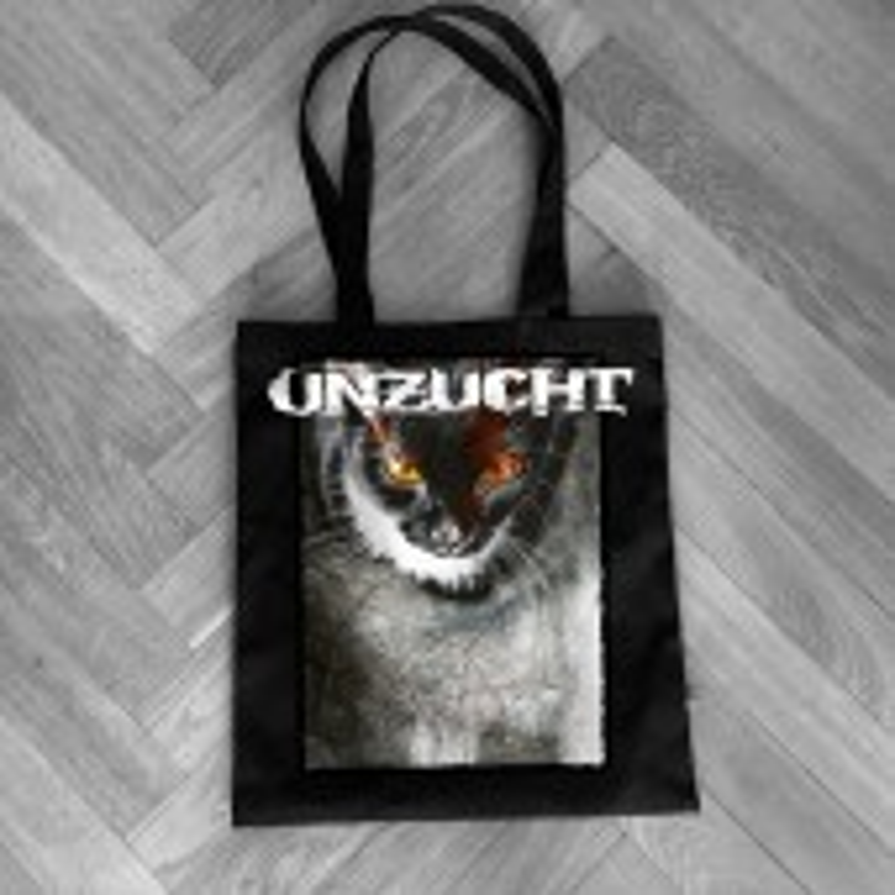 Unzucht - Böse Miezekatze - Bag
