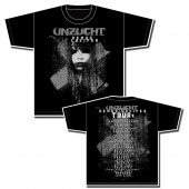 Unzucht - Tourshirt 2015 - T-Shirt