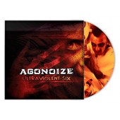 Agonoize - Ultraviolent Six - LP - (Promo Version) Gatefold Picture Vinyl