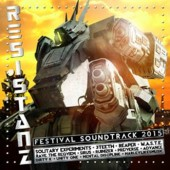 V.A. - Resistanz Festival Soundtrack 2015 - CD