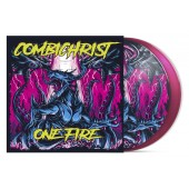 Combichrist - One Fire (Alien Edition)  - Pink Picture Vinyl